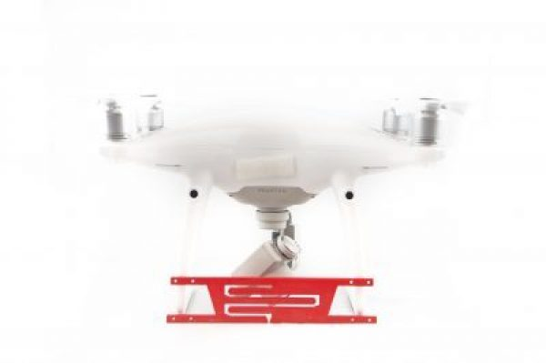 Dji Phantom payload dropper for fishing and parachutes