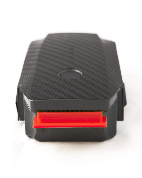 Dji mavic pro red battery cover port