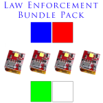 Law Enforcement Strobe Bundle