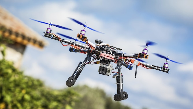 Anti-drone technology is being installed at WA prisons.