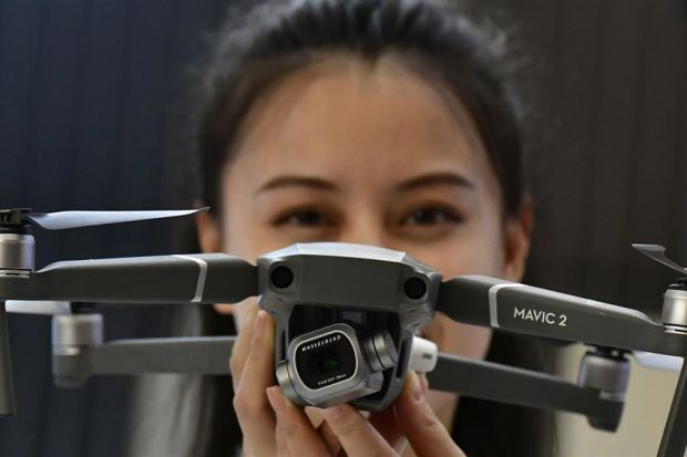DJI has said its latest industrial drone – the Mavic 2 – will soon survey power grids for Southern Co, while American Airlines Group Inc will test the craft for plane inspections. — AFP