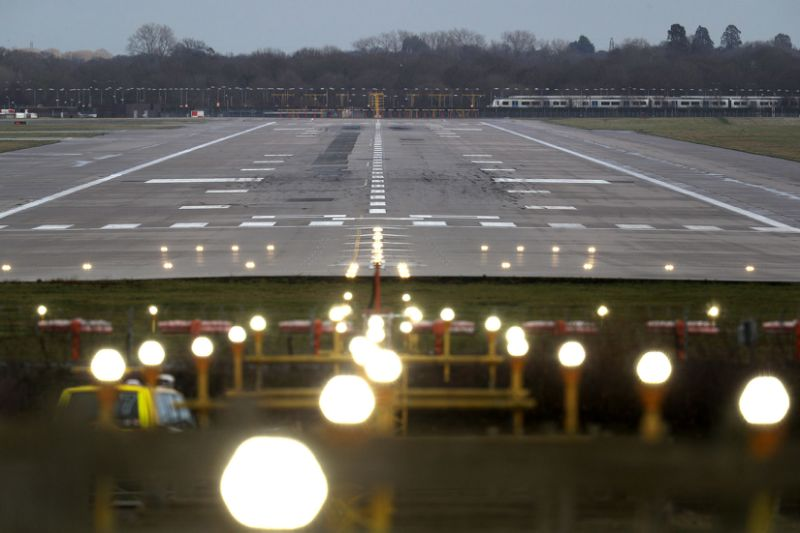 Gatwick Drone Raid's Legacy of Lost Fees, Fortified Airports