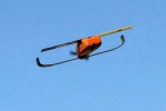 """The Pentagon's Strategic Capabilities Office unveiled the Perdix micro-drone swarm to millions of television viewers Sunday night on CBS in what the military officials called """"one of the most significant tests of autonomous systems under development.""""<br>Courtesy of the Defense Department"""