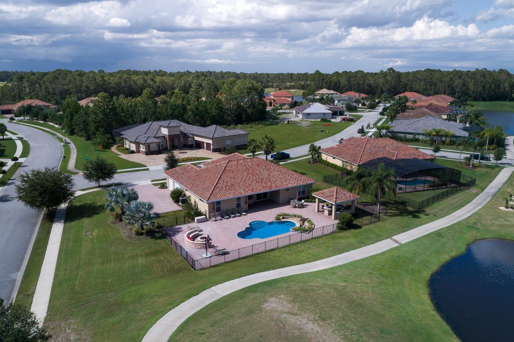 Real estate marketing photography - Ormond Beach Aerial Photographer