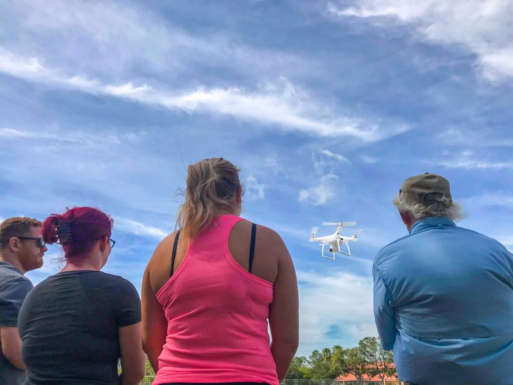 Learn to fly drones in Daytona Beach