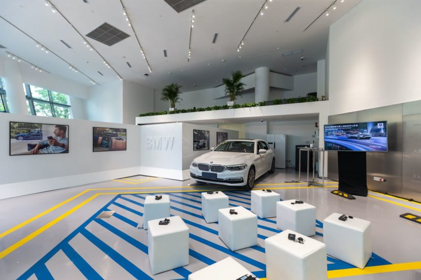BMW Shanghai Office 02 830x553