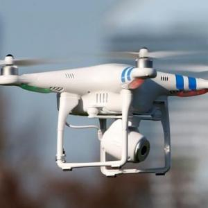 BEL, Anna Varsity build Patang, a drone with 2-km zoom range
