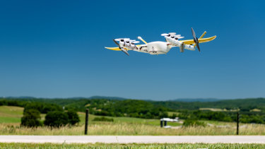 Wing's fleet of delivery drones are set to take to the skies of Logan, pending approval from CASA.