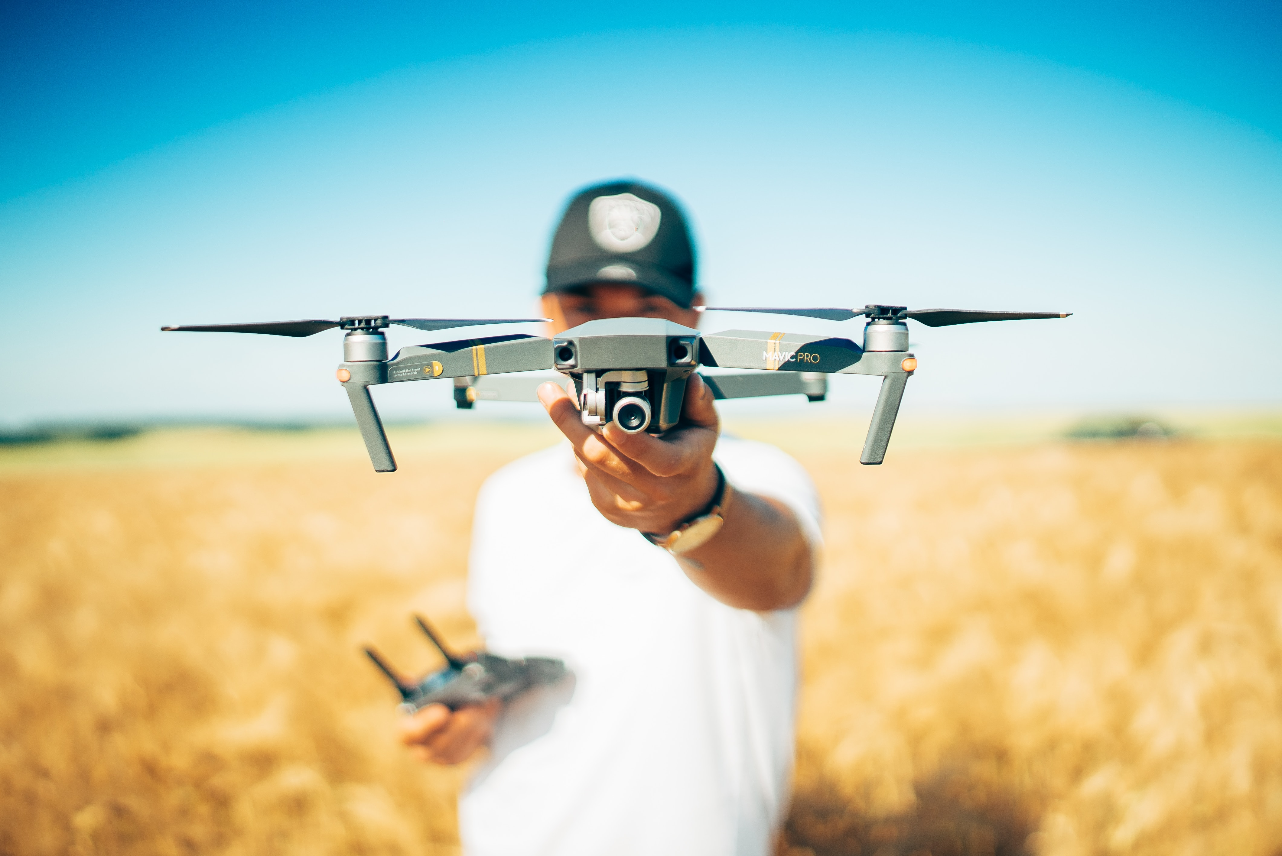 Drone from iStock.