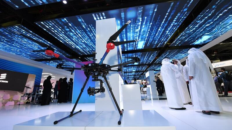 In collaboration with Exponent Technology Services, du will offer drone-powered solutions for companies throughout the UAE