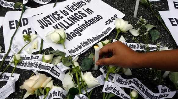 Philippine court finds family members guilty in 2009 massacre of 32 journalists, others