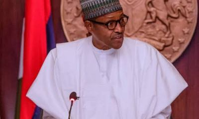 Buhari swears-in Ngige's wife, 8 others as Perm. Secs, presides over FEC