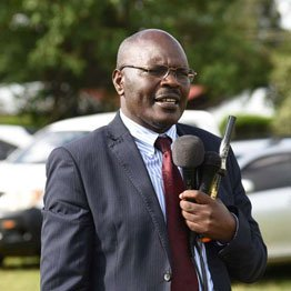 Mr Christopher Langat, who is Bomet senator and chairman of the